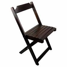 Cadeira de Bar Madeira
